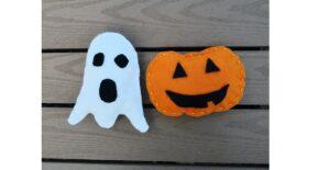 Läs mer om artikeln Sy dina egna halloween-filtfigurer