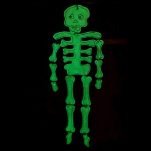 Halloweenpaket, skelett