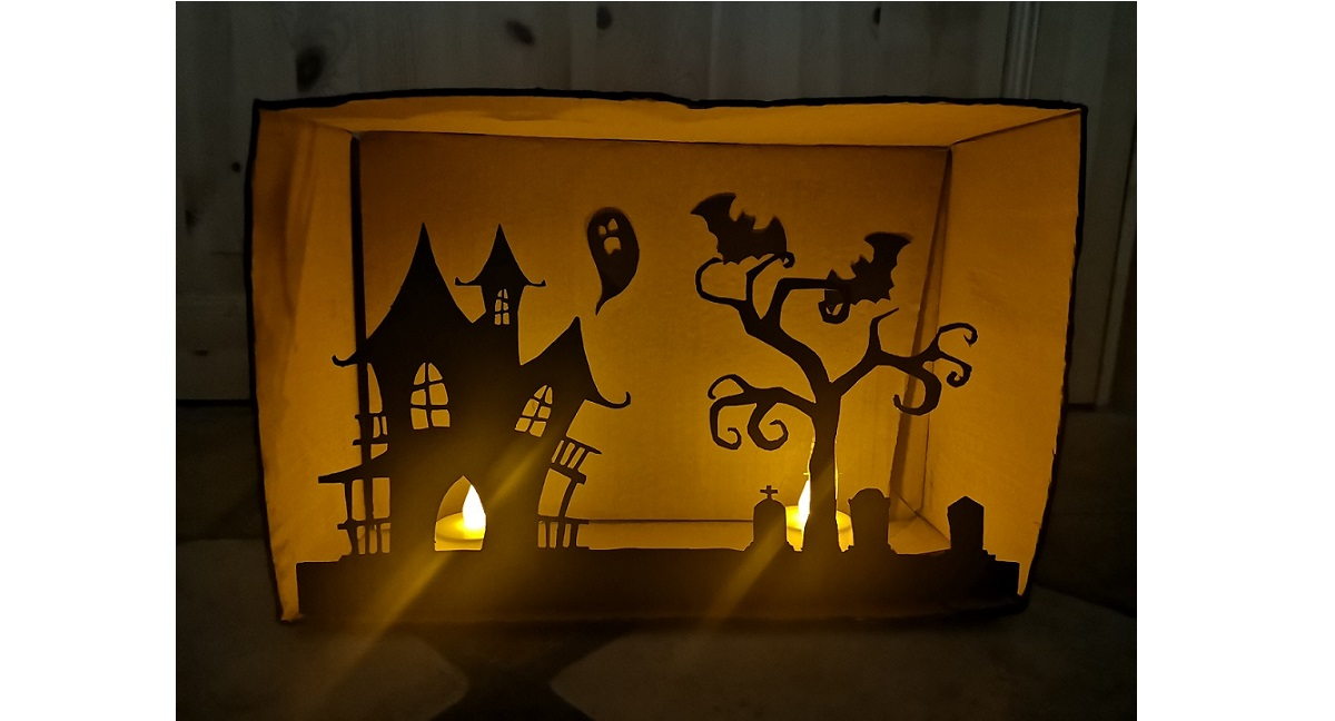 You are currently viewing Shadowbox – Halloween